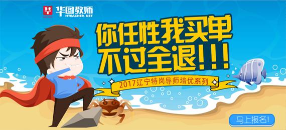 2017辽宁特岗导师培优系列