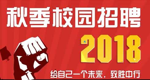 2018年中国银行秋季校园招聘